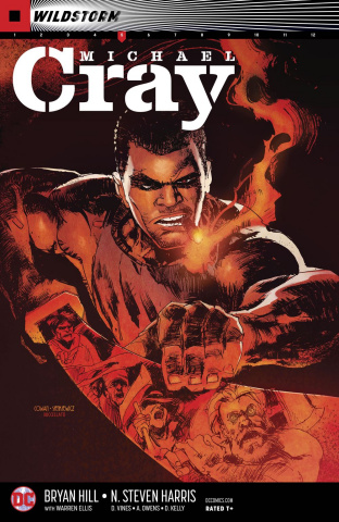 Wildstorm: Michael Cray #5