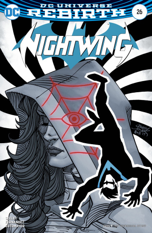 Nightwing #26 (Variant Cover)