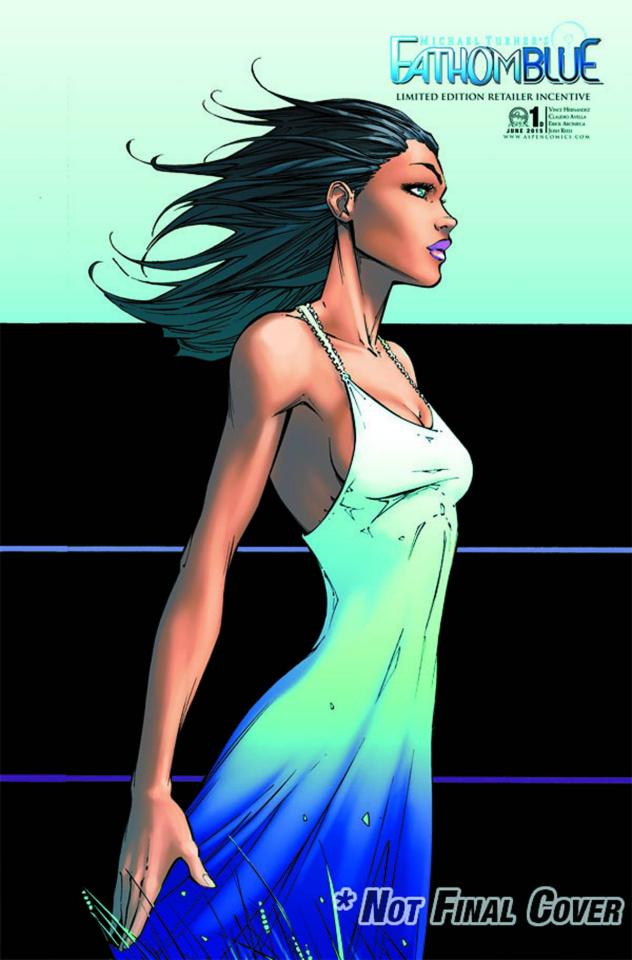 Fathom: Blue #1 (24 Copy Cover)