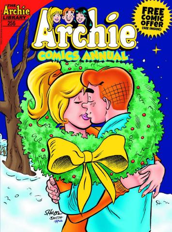 Archie Comics Annual Digest #256