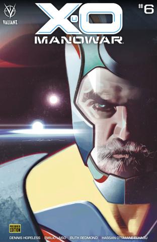 X-O Manowar #6 (Pre-Order Bundle Edition)