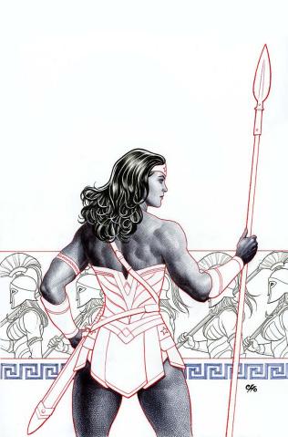 Wonder Woman #5 (Variant Cover)