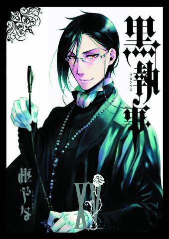 Black Butler Vol. 15