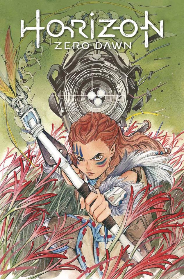 Horizon: Zero Dawn #1 (Momoko Cover)