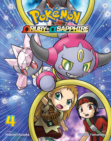 Pokémon: Omega Ruby, Alpha Sapphire Vol. 4