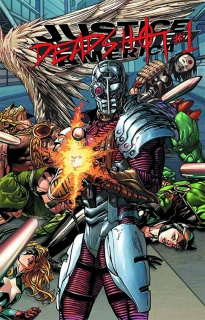 Justice League of America #7.1: Deadshot Standard Cover