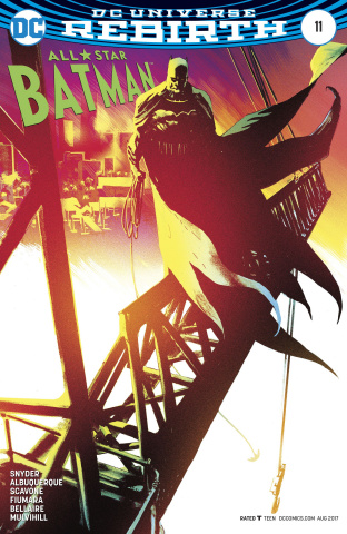 All-Star Batman #11 (Alburquerque Cover)