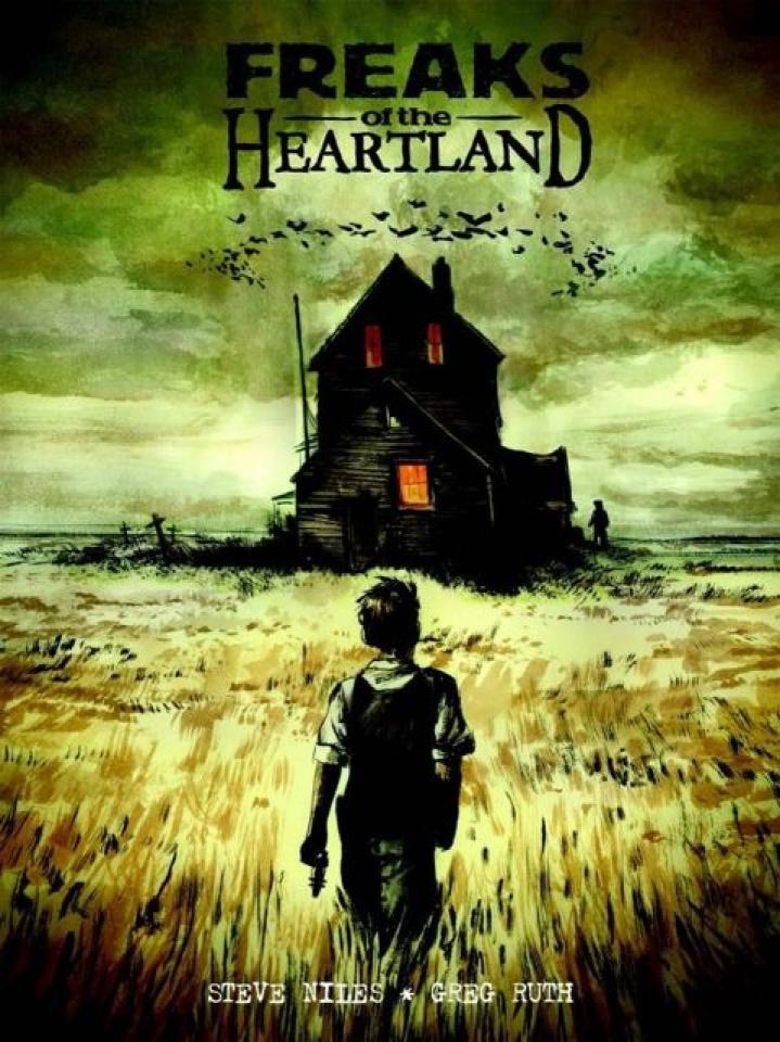 Freaks of the Heartland Scriptbook