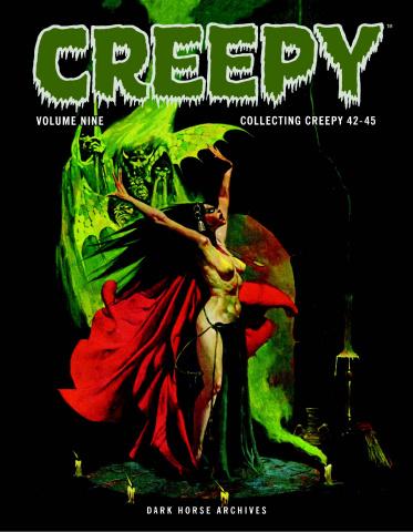 Creepy Archives Vol. 9