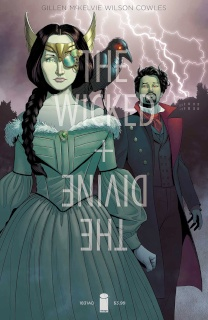 The Wicked + The Divine: 1831 (McKelvie & Wilson Cover)