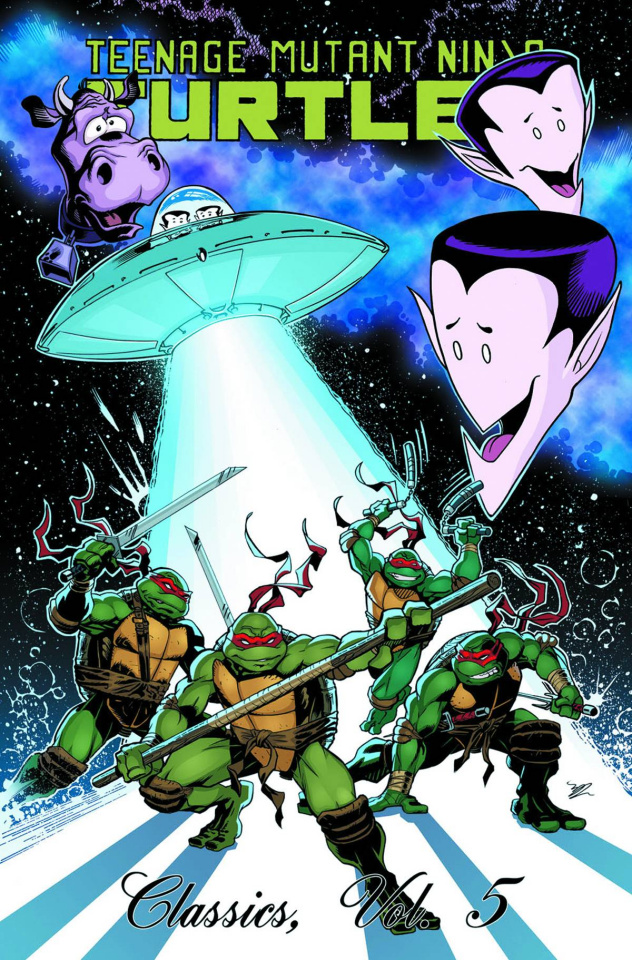Teenage Mutant Ninja Turtles Classics Vol. 5