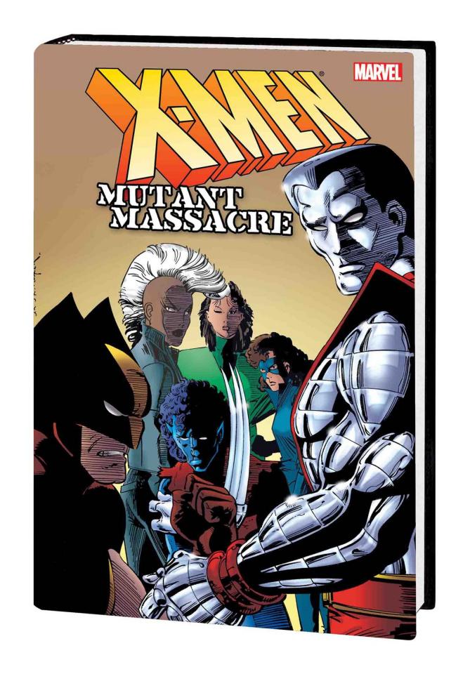 X-Men: Mutant Massacre (Omnibus)