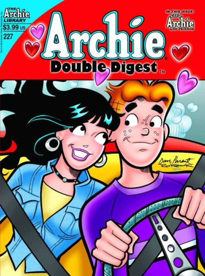 Archie Double Digest #227