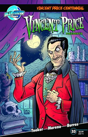 Vincent Price Presents #33