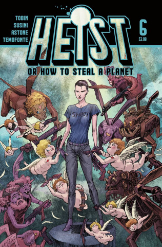 Heist or How to Steal a Planet #6