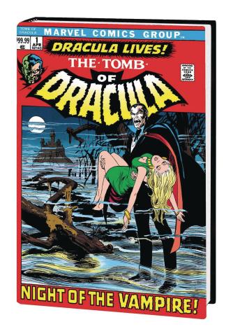 The Tomb of Dracula Vol. 1 (Omnibus)