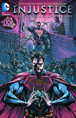 Injustice: Gods Among Us, Year Two Vol. 1