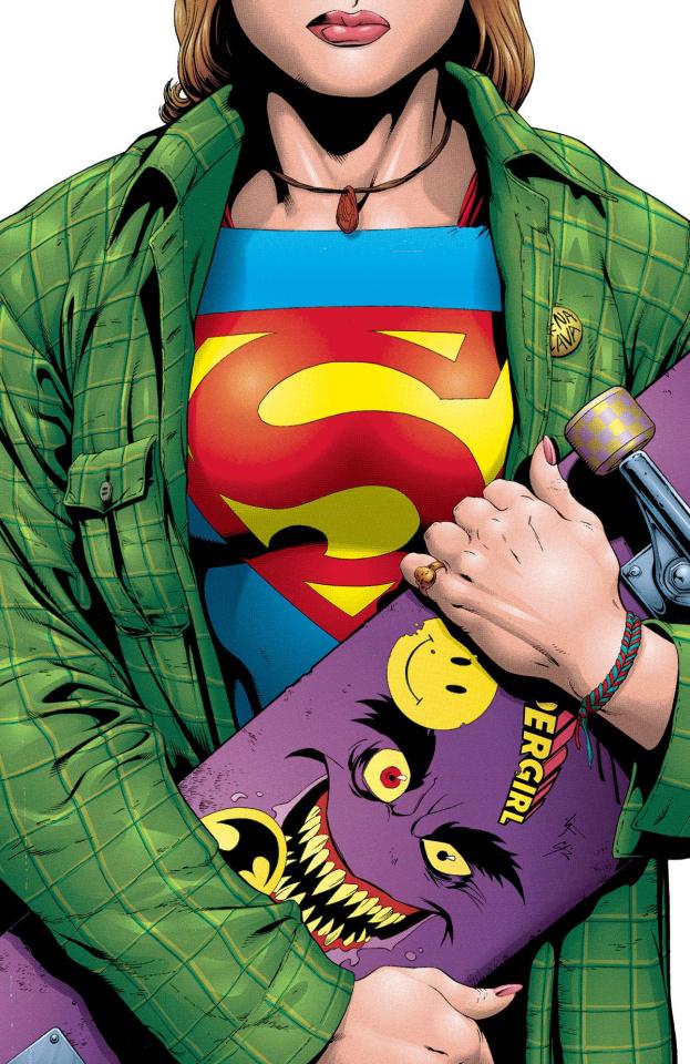 Supergirl Book 1