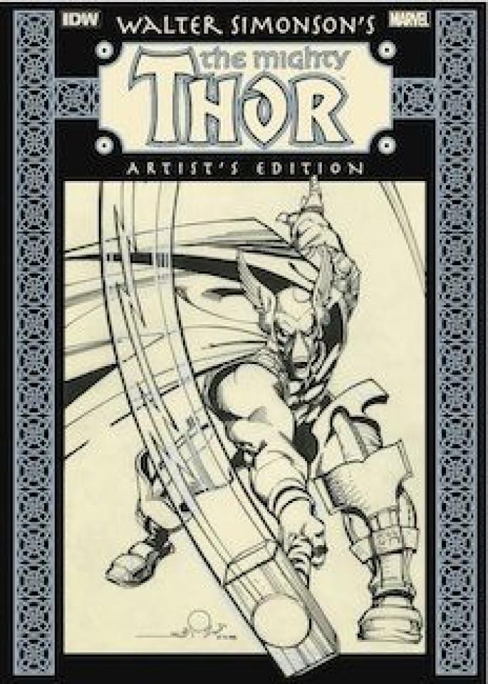 Walter Simonson's Thor