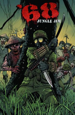 '68: Jungle Jim #3 (Zornow & Fotos Cover)