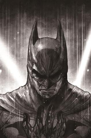 Batman: Black & White #3 (Sana Takeda Cover)