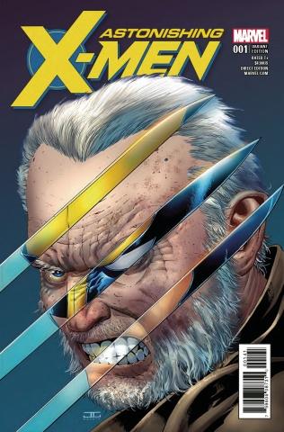 Astonishing X-Men #1 (Cassady Cover)