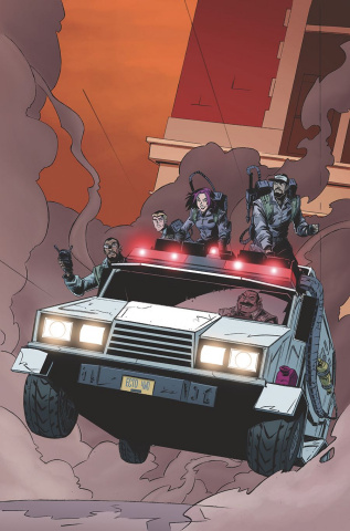 Ghostbusters: IDW 2020 (Schoening Cover)