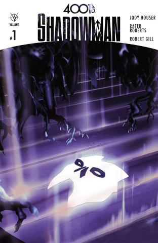 4001 AD: Shadowman #1 (Foreman Cover)