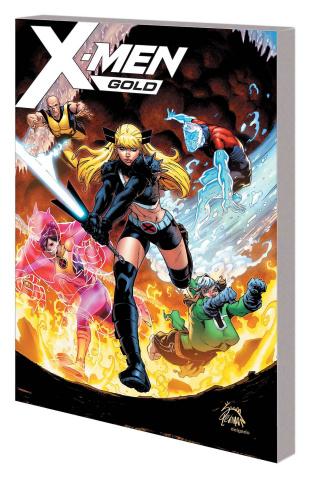 X-Men: Gold Vol. 5: Cruel and Unusual