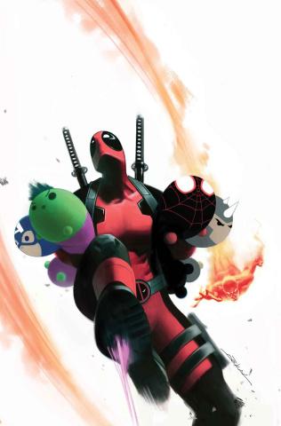 Uncanny Avengers #12 (Dekal Tsum Tsum Cover)