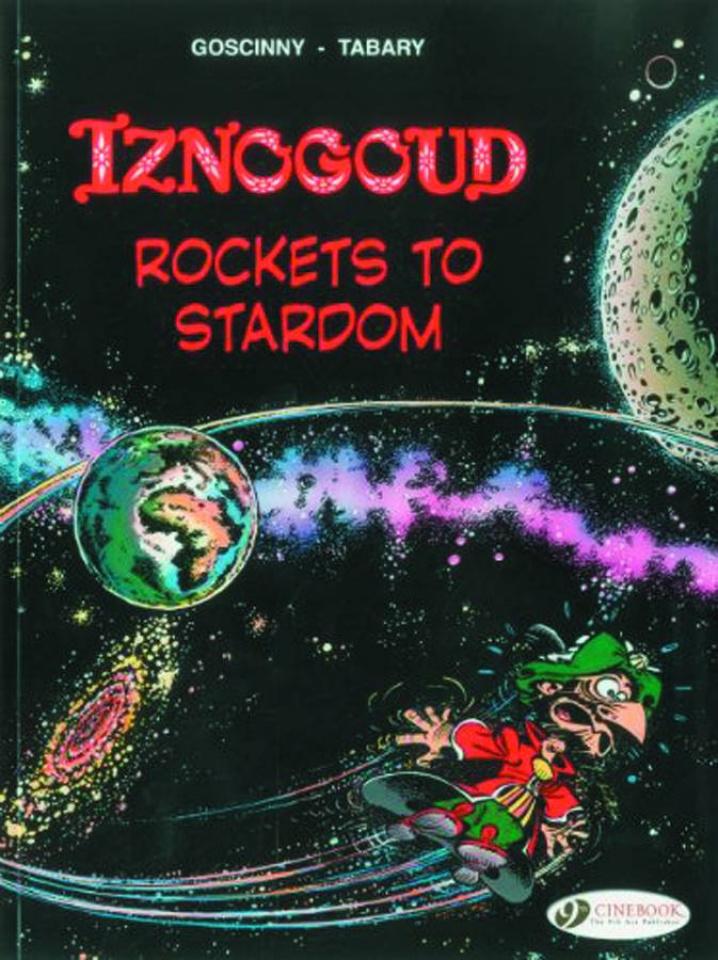 Iznogoud Vol. 8: Rockets To Stardom