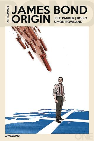 James Bond: Origin #1 (Moustafa Cover)