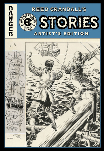 Reed Crandall's EC Stories (Artist's Edition)