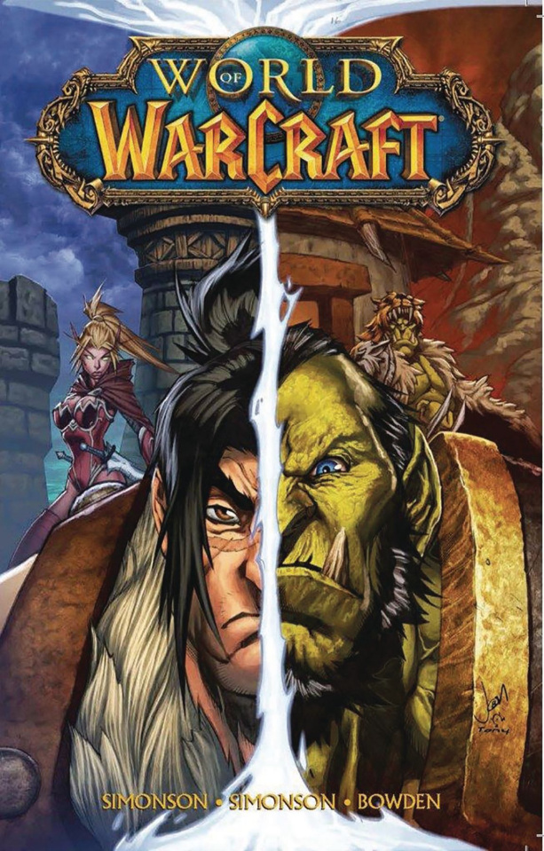 World of Warcraft Book 3
