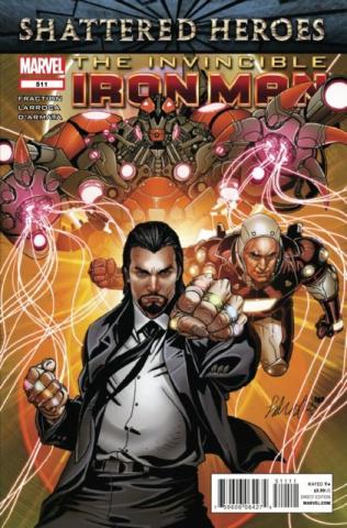 Invincible Iron Man #511