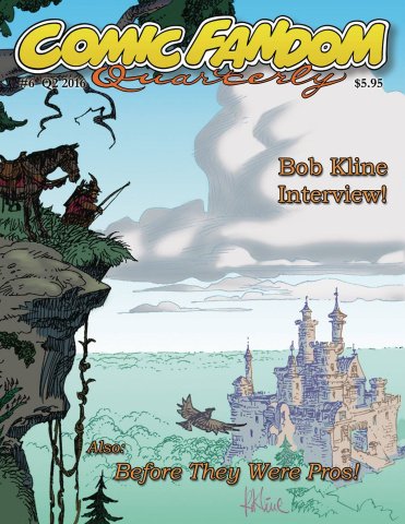 Comic Fandom Quarterly #6
