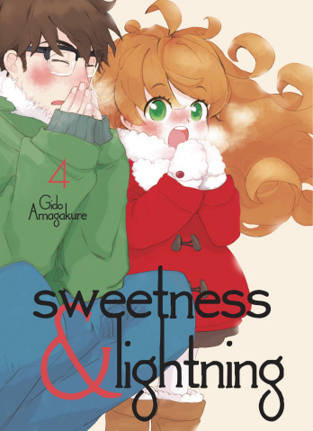Sweetness & Lightning Vol. 4