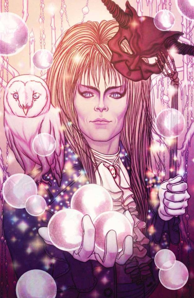 The Labyrinth: Masquerade #1 (25 Copy Frison Cover)