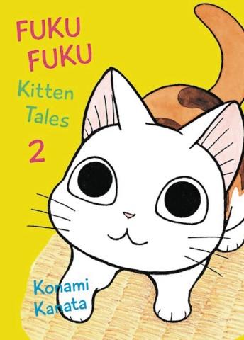Fukufuku: Kitten Tales Vol. 2