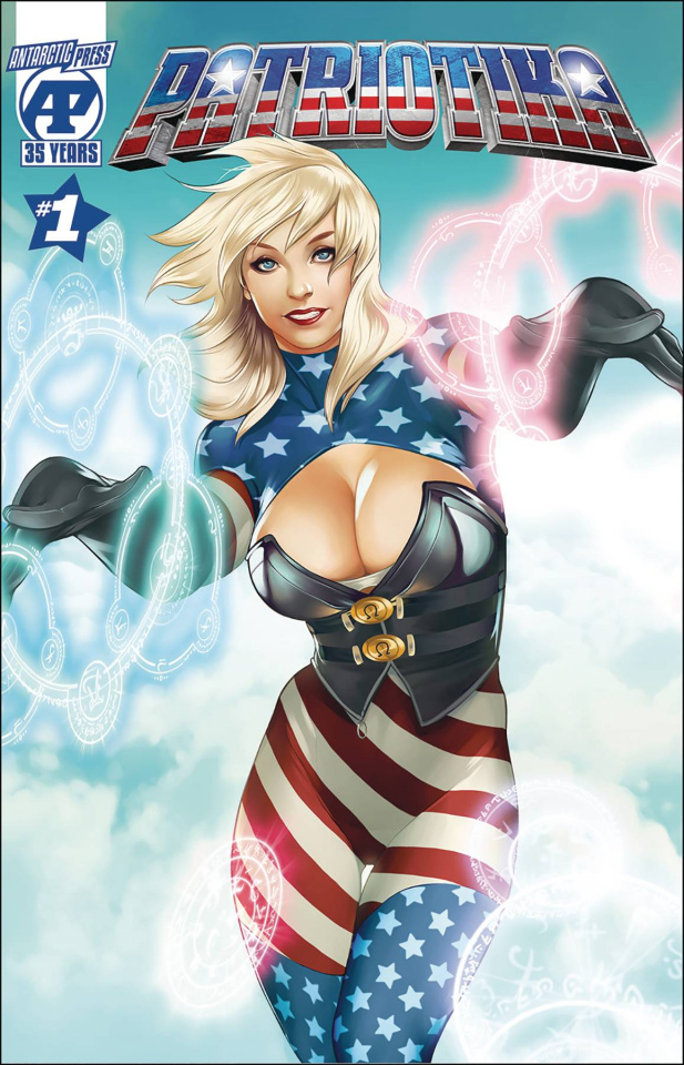 Patriotika #1 (Torque Cover)