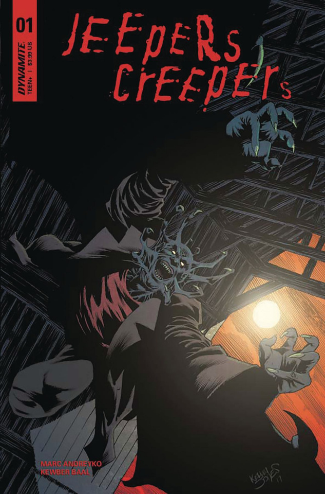 Jeepers Creepers #1 (Jones Cover)