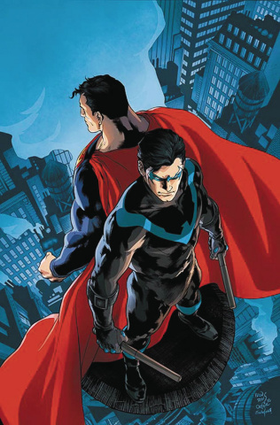Nightwing #9 (Variant Cover)
