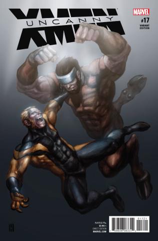 Uncanny X-Men #17 (Choi IvX Cover)