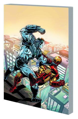 Iron Man: War Machine - The Hands of the Mandarin