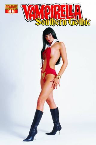 Vampirella: Southern Gothic #1 (Photo Cover)