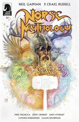 Norse Mythology #1 (Mack Cover)