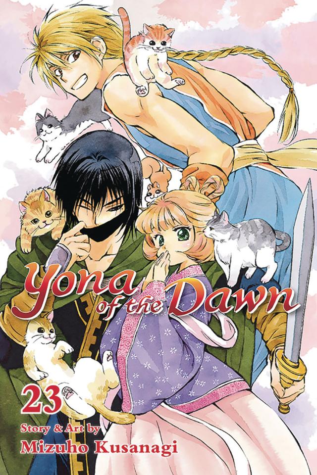Yona of the Dawn Vol. 23