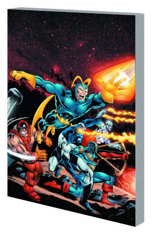 Guardians of the Galaxy Vol. 1: Tomorrow's Avengers