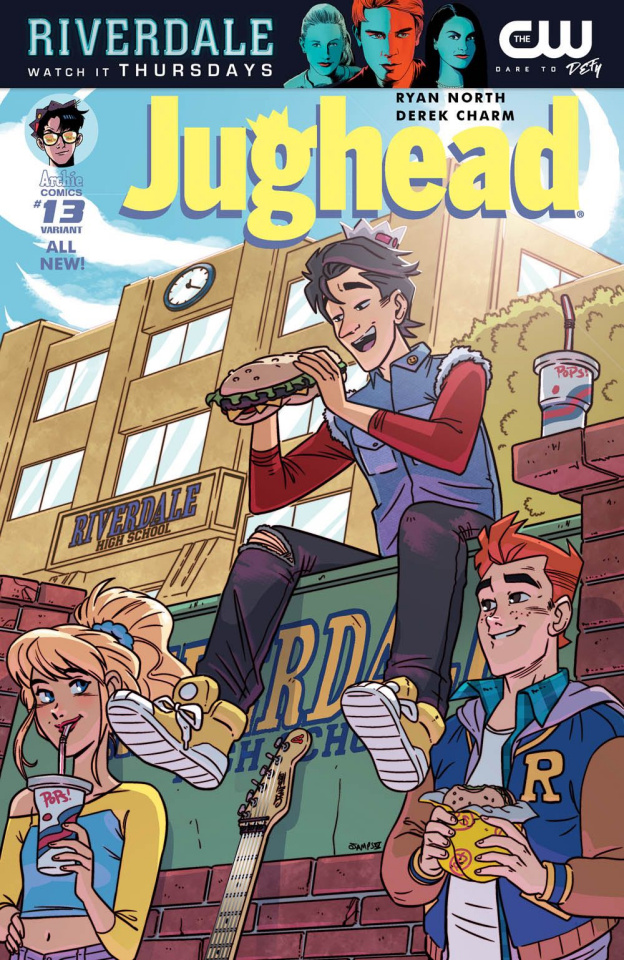 Jughead #13 (Jampole Cover)