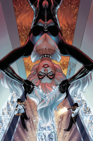 Black Cat #2 (J.S. Campbell Virgin Cover)